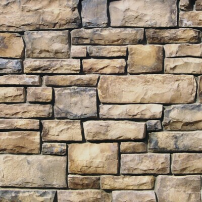 Appalachian Country Squire Cut Stone