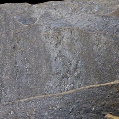 Black Mist Quartzite Mosaic