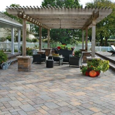 Borgert Bavaria Tumbled Pavers