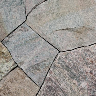 Crown Point Granite Mosaic