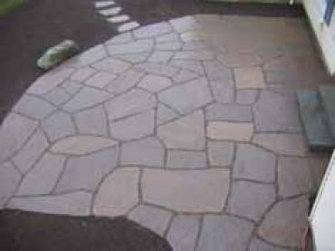New York Bluestone Lilac Mosaic