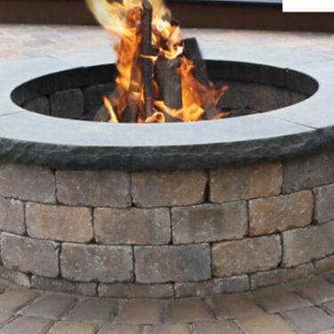 Borgert Strassen Fire Ring Cap