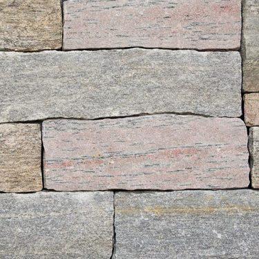 Ticonderoga Granite Ledgestone