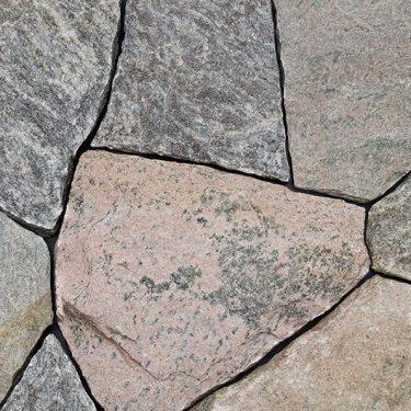 Ticonderoga Granite Mosaic