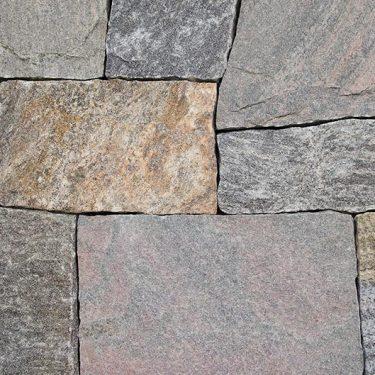 Ticonderoga Granite Squares and Rectangles