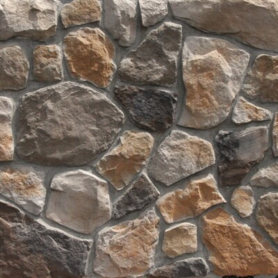 Aspen Rubble Fieldstone