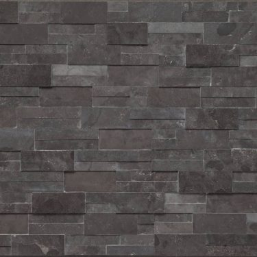 Carbon Honed Accentstone Panel