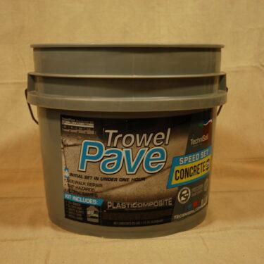TrowelPave Concrete Speed Set