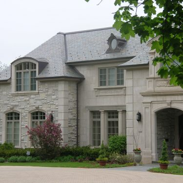 Eden Country Manor Dimensional Rockfaced