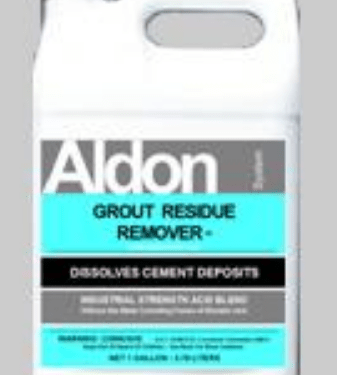 Grout Residue Remover