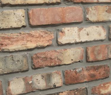 Old Chicago Brick Veneer