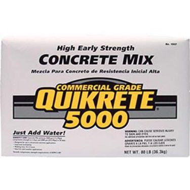 Quickcrete 5000