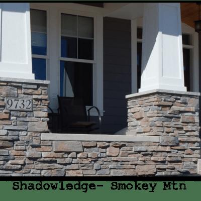 Smokey Mountain Shadow Ledgestone