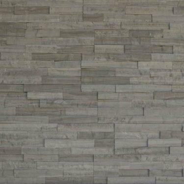 Smokey Birch Ledgestone Panel