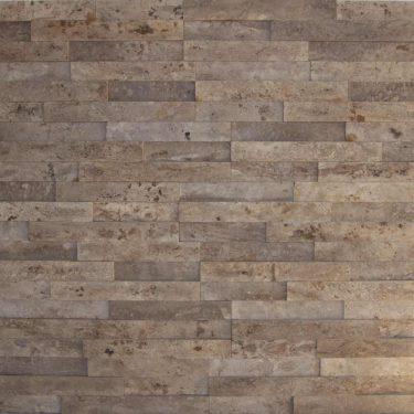 Spalted Oak Honed Panel