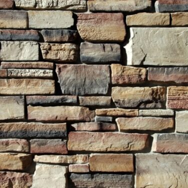 Wisconsin Blend Weatherface Cut Stone