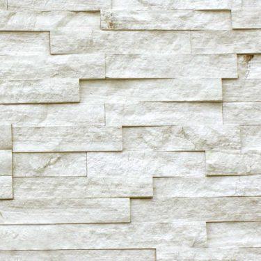 White Birch Ledgestone Panel
