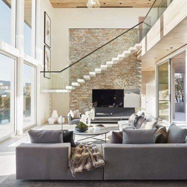 Greystone Gold Estate Panel