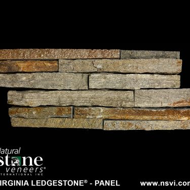 Virginia Ledgstone-Panel